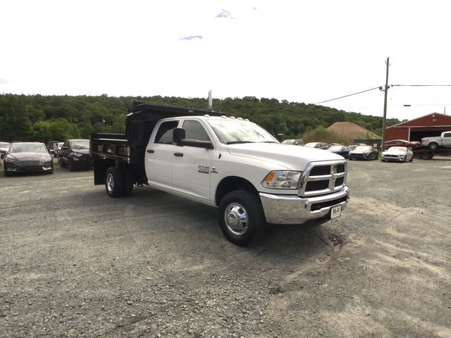 2018 Ram 3500 Crew Cab DRW 4x4,  Reading Dump Body #AA338 - photo 25