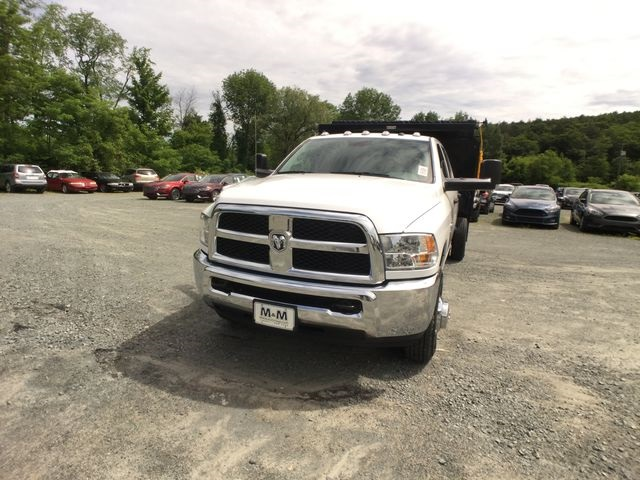 2018 Ram 3500 Crew Cab DRW 4x4,  Reading Dump Body #AA338 - photo 7