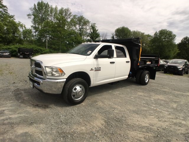 2018 Ram 3500 Crew Cab DRW 4x4,  Reading Dump Body #AA338 - photo 8