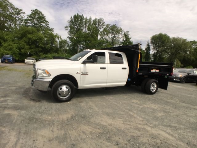 2018 Ram 3500 Crew Cab DRW 4x4,  Reading Dump Body #AA338 - photo 9