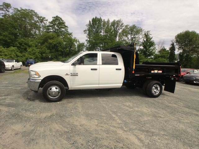 2018 Ram 3500 Crew Cab DRW 4x4,  Reading Dump Body #AA338 - photo 10