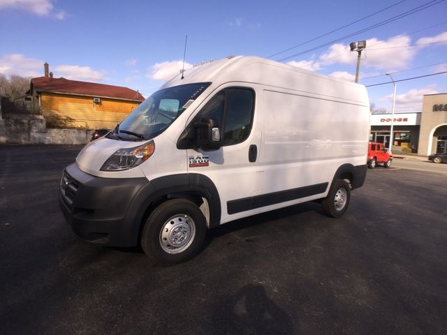 2018 ProMaster 1500 High Roof FWD,  Empty Cargo Van #AA429 - photo 9