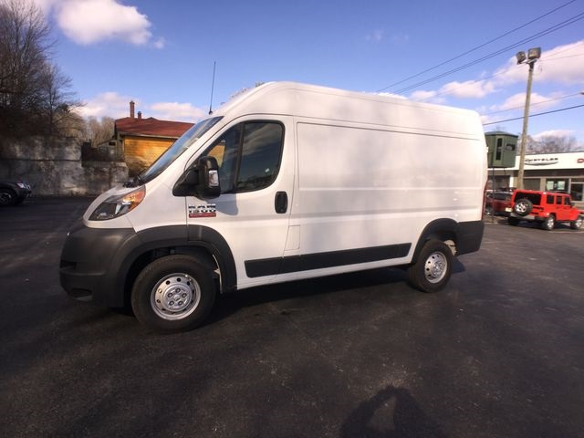 2018 ProMaster 1500 High Roof FWD,  Empty Cargo Van #AA429 - photo 10