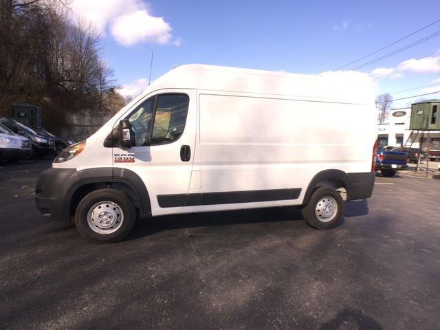 2018 ProMaster 1500 High Roof FWD,  Empty Cargo Van #AA429 - photo 11