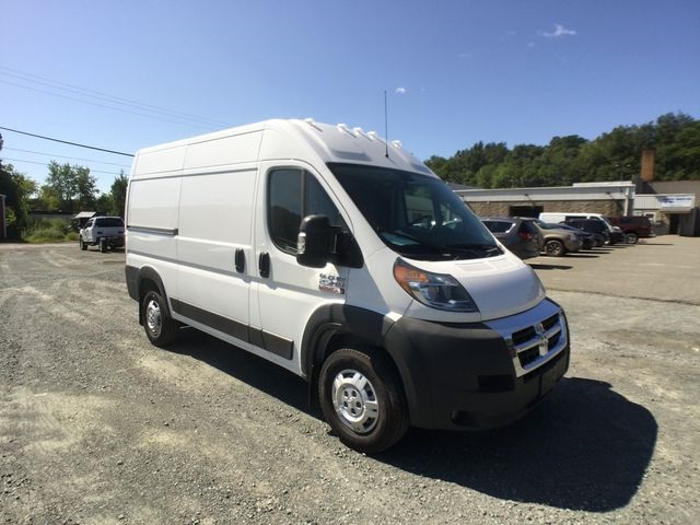 2018 ProMaster 2500 High Roof FWD,  Empty Cargo Van #AA434 - photo 26