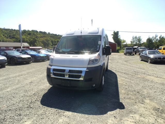 2018 ProMaster 2500 High Roof FWD,  Empty Cargo Van #AA434 - photo 7
