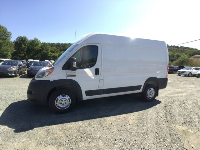 2018 ProMaster 2500 High Roof FWD,  Empty Cargo Van #AA434 - photo 9