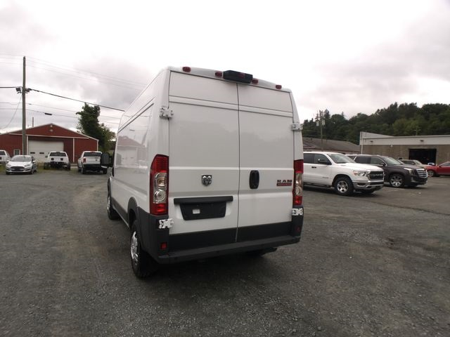 2018 ProMaster 2500 High Roof FWD,  Empty Cargo Van #AA458 - photo 16