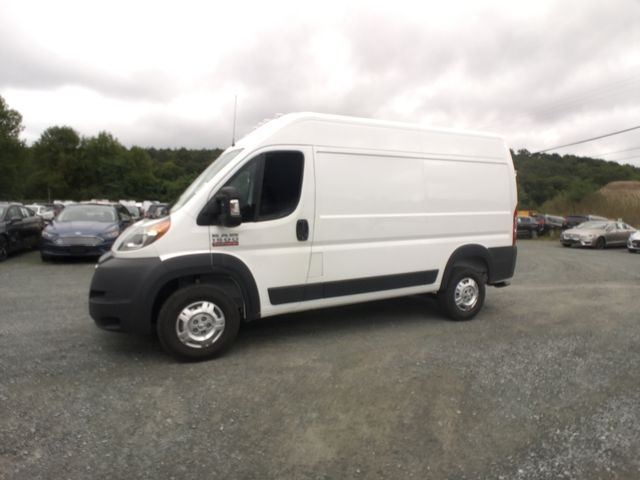 2018 ProMaster 1500 High Roof FWD,  Empty Cargo Van #AA477 - photo 9