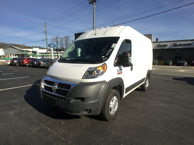 2018 ProMaster 1500 High Roof FWD,  Empty Cargo Van #AA502 - photo 7