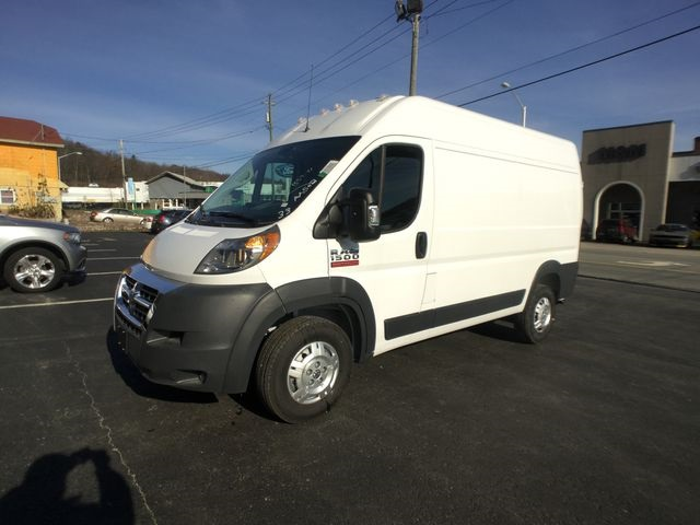 2018 ProMaster 1500 High Roof FWD,  Empty Cargo Van #AA502 - photo 8