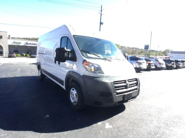 2018 ProMaster 2500 High Roof FWD,  Empty Cargo Van #AA541 - photo 3