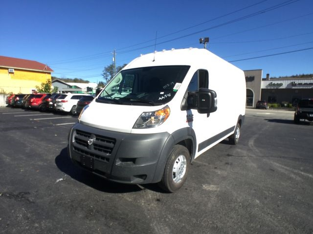 2018 ProMaster 2500 High Roof FWD,  Empty Cargo Van #AA541 - photo 7