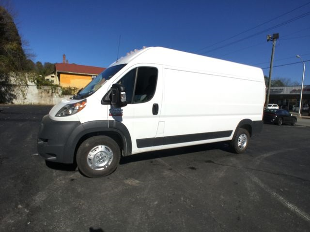 2018 ProMaster 2500 High Roof FWD,  Empty Cargo Van #AA541 - photo 9