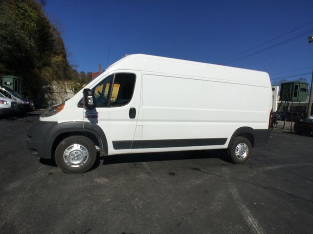 2018 ProMaster 2500 High Roof FWD,  Empty Cargo Van #AA541 - photo 10