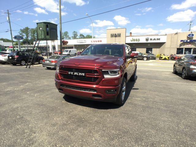 2019 Ram 1500 Crew Cab 4x4,  Pickup #BA038 - photo 7
