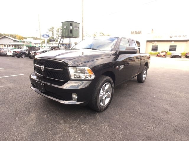 2019 Ram 1500 Quad Cab 4x4,  Pickup #BA081 - photo 7