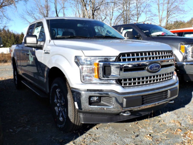 2018 F-150 Super Cab 4x4, Pickup #AF039 - photo 4