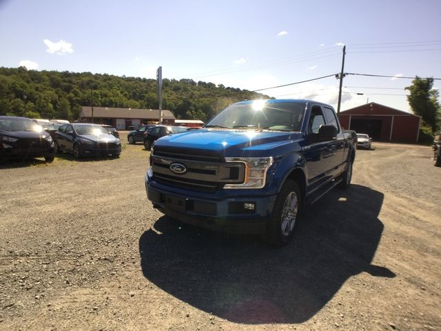 2018 F-150 SuperCrew Cab 4x4,  Pickup #AF285 - photo 3
