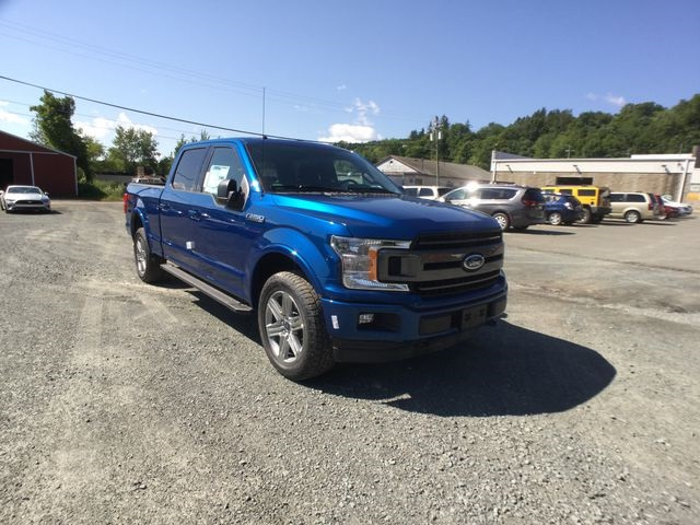 2018 F-150 SuperCrew Cab 4x4,  Pickup #AF285 - photo 4