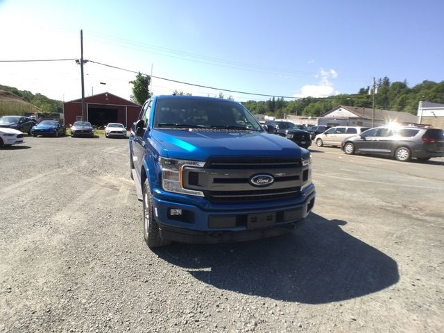 2018 F-150 SuperCrew Cab 4x4,  Pickup #AF285 - photo 5