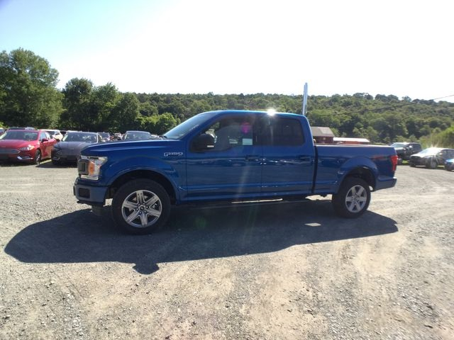 2018 F-150 SuperCrew Cab 4x4,  Pickup #AF285 - photo 9