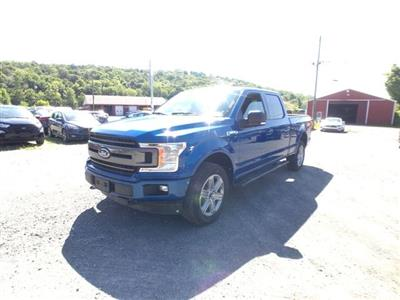 2018 F-150 SuperCrew Cab 4x4,  Pickup #AF285 - photo 1