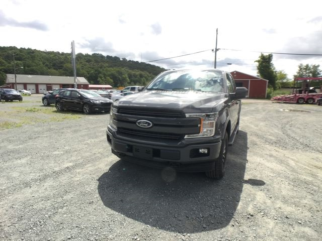 2018 F-150 SuperCrew Cab 4x4,  Pickup #AF301 - photo 1