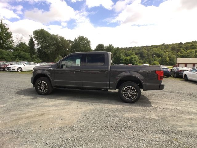 2018 F-150 SuperCrew Cab 4x4,  Pickup #AF301 - photo 12