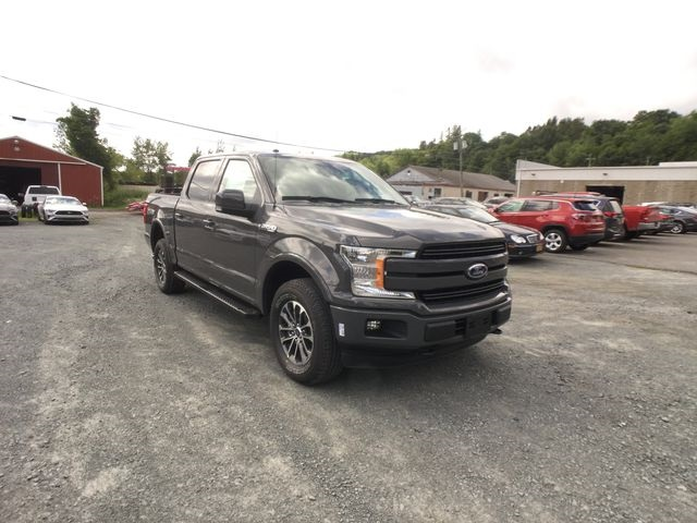 2018 F-150 SuperCrew Cab 4x4,  Pickup #AF301 - photo 3