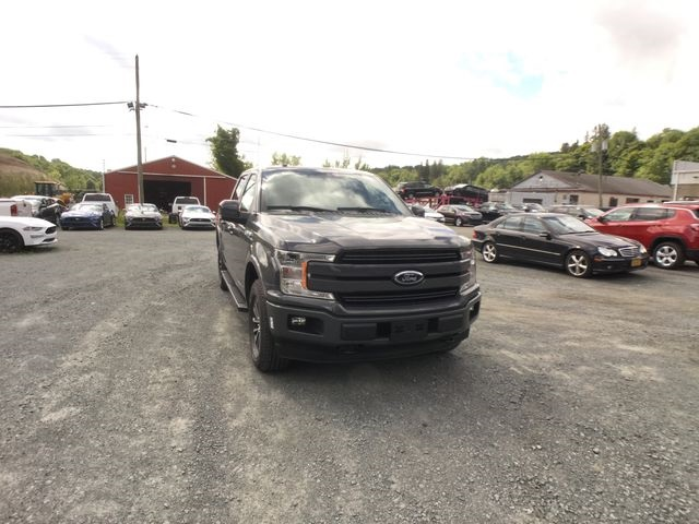 2018 F-150 SuperCrew Cab 4x4,  Pickup #AF301 - photo 4