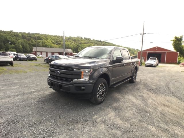 2018 F-150 SuperCrew Cab 4x4,  Pickup #AF301 - photo 7