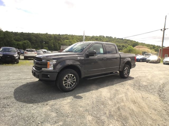 2018 F-150 SuperCrew Cab 4x4,  Pickup #AF301 - photo 8
