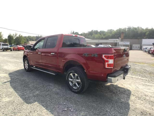 2018 F-150 SuperCrew Cab 4x4,  Pickup #AF347 - photo 2