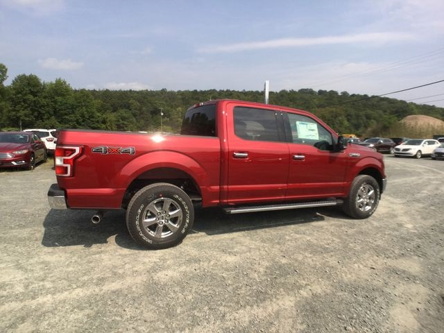 2018 F-150 SuperCrew Cab 4x4,  Pickup #AF347 - photo 20