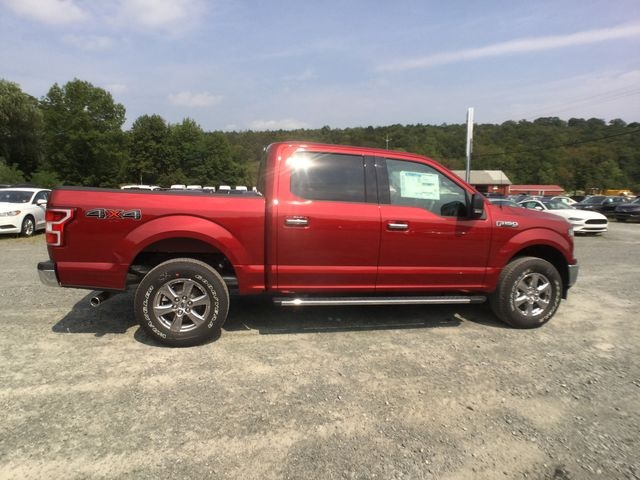 2018 F-150 SuperCrew Cab 4x4,  Pickup #AF347 - photo 21