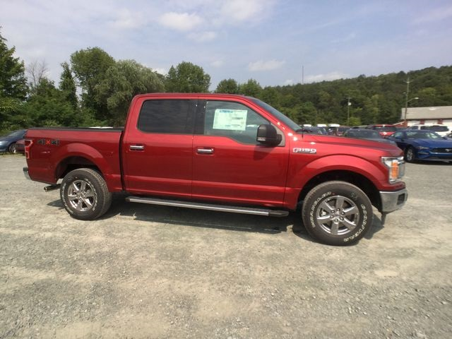 2018 F-150 SuperCrew Cab 4x4,  Pickup #AF347 - photo 23
