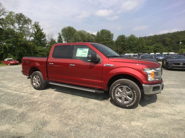 2018 F-150 SuperCrew Cab 4x4,  Pickup #AF347 - photo 24