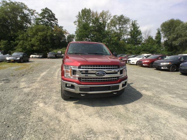 2018 F-150 SuperCrew Cab 4x4,  Pickup #AF347 - photo 4