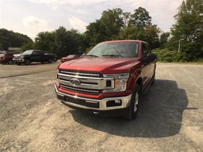 2018 F-150 SuperCrew Cab 4x4,  Pickup #AF347 - photo 1