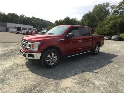 2018 F-150 SuperCrew Cab 4x4,  Pickup #AF347 - photo 8