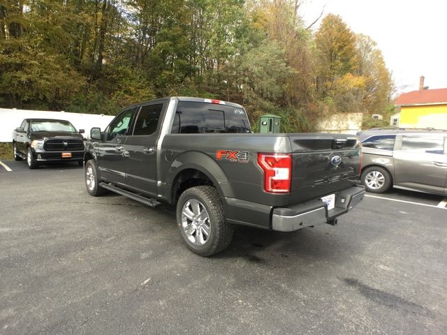 2018 F-150 SuperCrew Cab 4x4,  Pickup #AF368 - photo 2