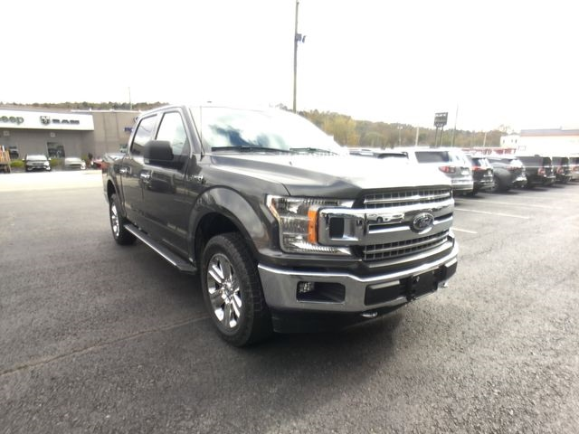 2018 F-150 SuperCrew Cab 4x4,  Pickup #AF368 - photo 3