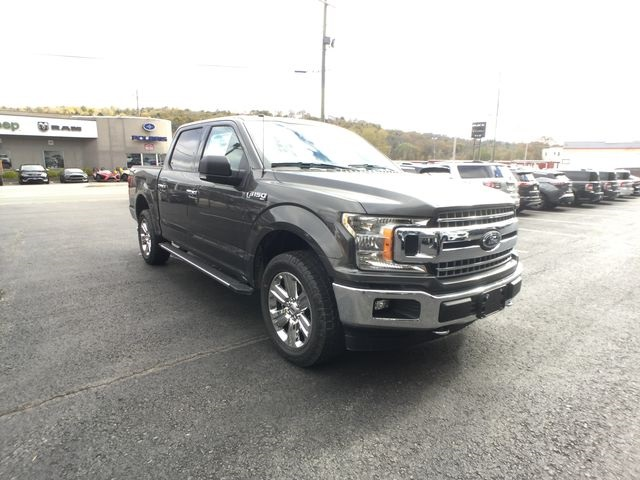 2018 F-150 SuperCrew Cab 4x4,  Pickup #AF368 - photo 25