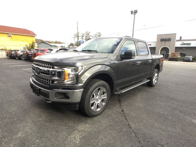 2018 F-150 SuperCrew Cab 4x4,  Pickup #AF368 - photo 7