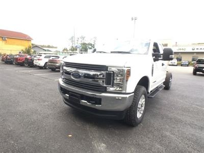 2019 F-350 Super Cab 4x4,  Cab Chassis #BF007 - photo 1