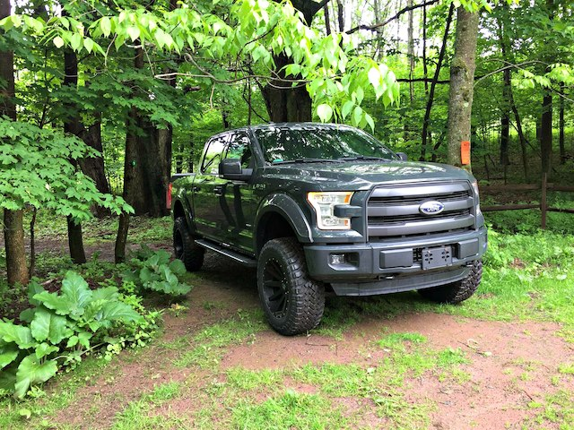 2016 F-150 Super Cab 4x4, Pickup #XF409 - photo 4