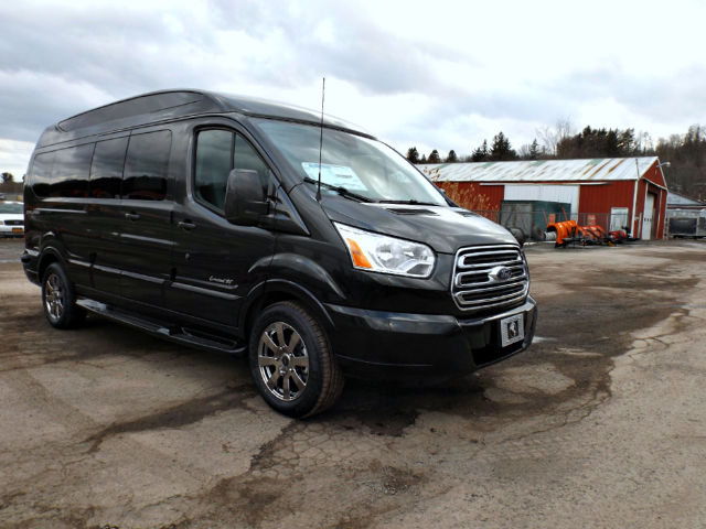 2017 Transit 150 Low Roof, Passenger Wagon #YF208 - photo 3