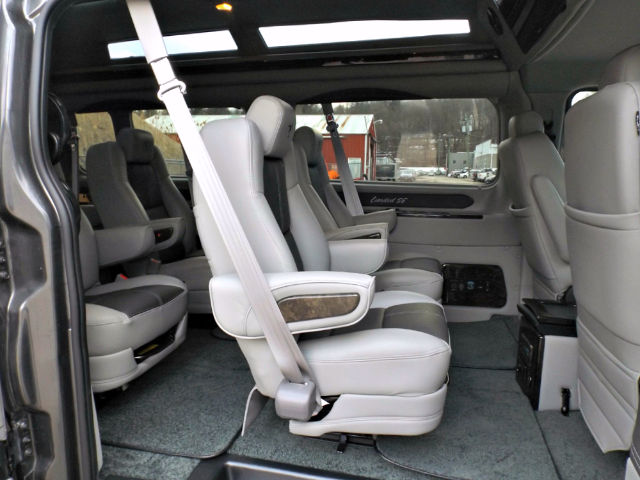 2017 Transit 150 Low Roof, Passenger Wagon #YF208 - photo 10