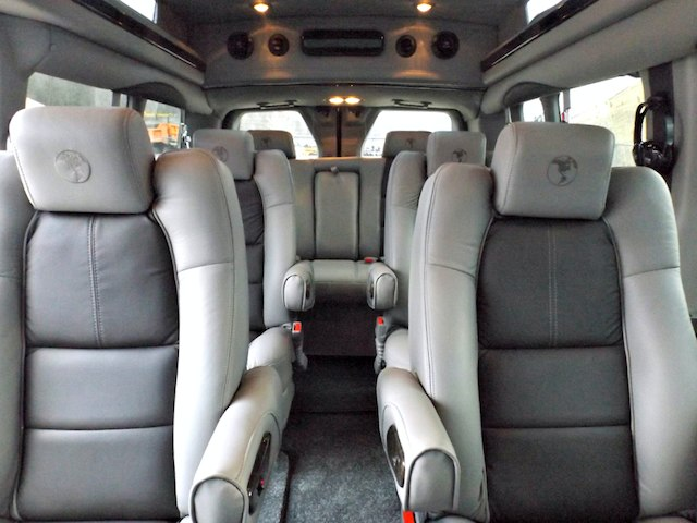 2017 Transit 150 Low Roof, Passenger Wagon #YF208 - photo 11